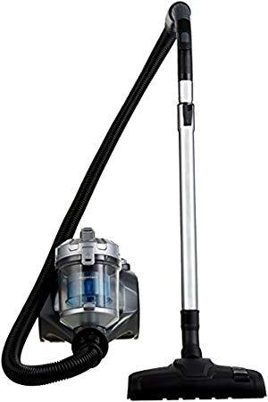 VonHaus Aspirapolvere Ciclonico Senza Sacco 500 W filtro HEPA per tutti i pavimenti